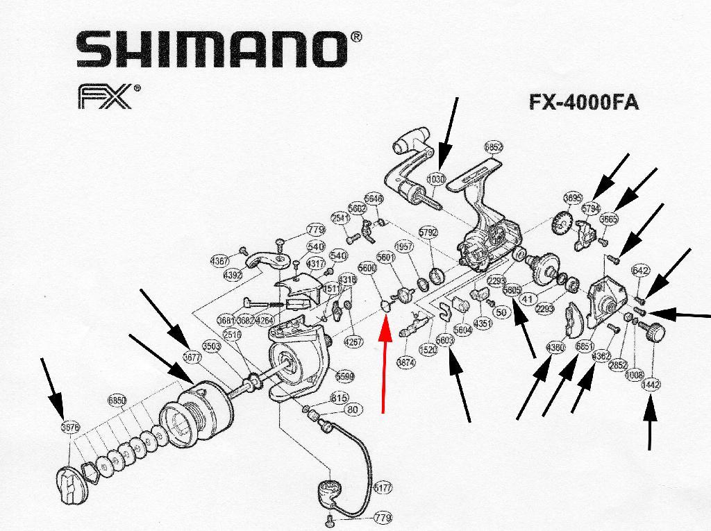 shimano-fx4000fa